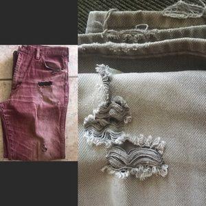 Bundle Jeans size 34X33